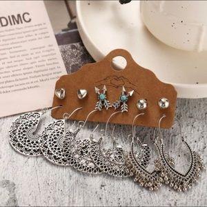 Stunning BoHo dangle earrings